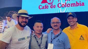 Café colombiano alcanza USD 54/lb en primera subasta en el exterior