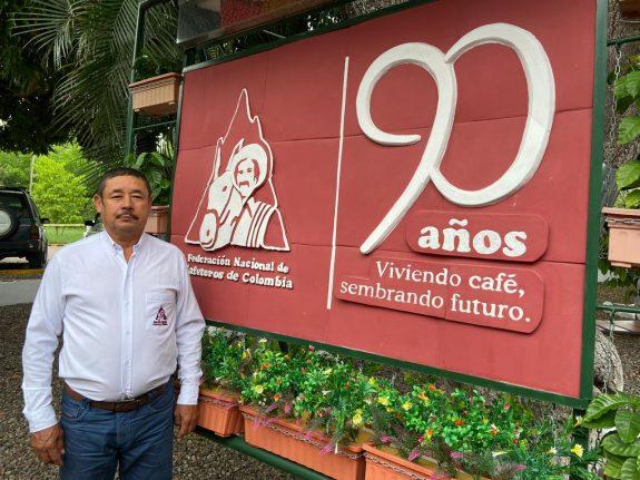 Gerardo España Rojas, nuevo presidente del Comité Departamental de Cafeteros